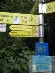 Quartier-Angebot für den Jakobsweg am Goetheweg