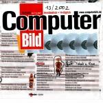 """Computerbild Nr. 13/2002 mit Webseite """"www.wandernmithans.de"""""""