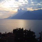 "'Lago di Garda - ""Azzurro ... """