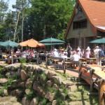 Jungpfalzhütte bei Annweiler * * *