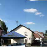 Max & Moritz, das nette Lokal in Winterbach nach der 5-Weiher-Tour
