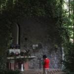 Mariengrotte auf der Litermont-Gipfeltour