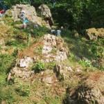 """""""Grauer STein"""" auf der Litermont-Gipfeltour"""