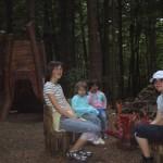 Sit-in auf der Litermont-Gipfeltour