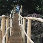 Himmelsleiter auf der Litermont-Gipfeltour