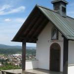 Donatus-Kapelle auf dem Oppig-Grät-Weg