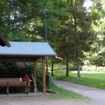 Spielplatz bei der Wanderhütte vom SWV Rimlingen