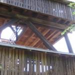 THW-Turm auf dem Oppig-Grät-Weg