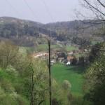 auf dem Schluchtenpfad bei Rissenthal