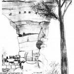 Ruine Burg Hohenfels, Nordvogesen
