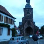 Sankt Arnual, Stiftskirche