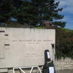 Resistants et Déportes, Longeville, Monument, H 363