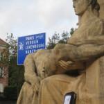 Metz, Fernwanderungen Frankreich