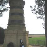 Krieg 1870-1871, Denkmal, Fernwanderungen Frankreich