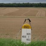 Meuse -Meurthe-Mosele, la voie sacree 1944