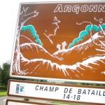 Argonne, 1914-1918