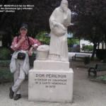 St. Menehould; DOM PERIGNON