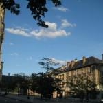 Reims; Kathedrale mit Monroe und Gadhaffi