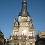 Fismes; 3. Rathaus