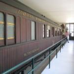 Compiegne, historischer Waggon