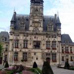 Compiegne; 3. Rathaus/Hotel de Ville