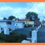 Fernwanderungen in Frankreich; 2 Soldatenfriedhöfe