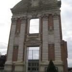 Fernwanderungen in Frankreich; Eglise St. Vulfram, Abbeville/France