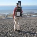 Cayeux sur Mer, Strandläufer, Fernwanderungen Frankreich