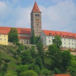 Klosterburg in Kastl