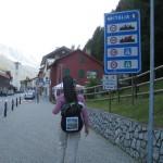 Ort Brenner beim Goetheweg