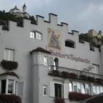 """Hotel-Restaurant """"Walter von der Vogelweide in Klausen, Südtirol"""