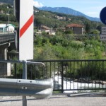 Lavis im Trento, ponte ciclo piedi
