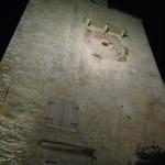der Gemeindeturm in Torri del Benaco am Gardasee