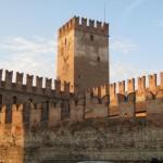 Verona mit dem Castelvecchio