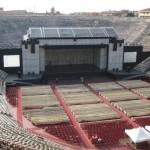 Verona Arena; große Bühne