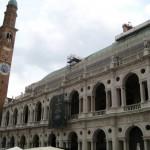 Vicenza mit der Basilica Palladiana