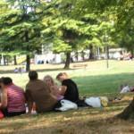 Vicenza mit Park