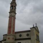 Colze mit Chiesa und hohem Turm