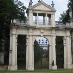 Stra mit der Villa Pisani