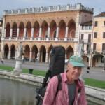 Padua mit dem Prato della Valle