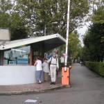 Fusina, Campingplatz an der Fähre nach Venedig und Ende vom Goetheweg!