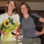 Schlusslied auf dem Goetheweg von Tanja und Katrin in Malcesine
