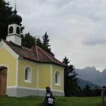 Kapelle Maria Rast im Karwendel