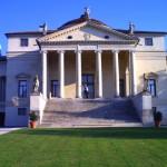 Vicenza mit der La Rotonda von Pisani