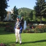 Bad Harzburg mit schönem Park und feinem Kurhaus