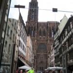 Strasbourg mit der Kathedrale