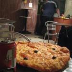 Clerval - nur mit Pizza, sonst nix (rien)