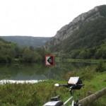 tiefer Einschnitt für den Doubs