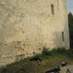 Chateau Adhemar in Montelimar mit Langschläfer