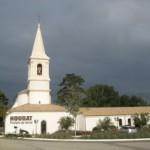 Montelimar mit der nougat-Kapelle